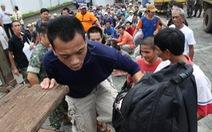 34 ngư dân bị giữ ở Philippines lên đường về nước