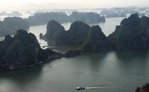 Vịnh Hạ Long vào top 7 kỳ quan mới