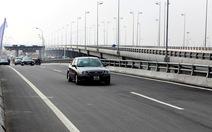 Khai thác tạm 23km đường cao tốc Cầu Giẽ - Ninh Bình