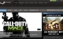 Hơn 40 triệu tài khoản dịch vụ Valve Steam bị hack