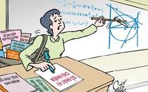 Giảm gánh nặng cho giáo viên phổ thông