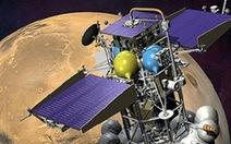 """Nga nỗ lực """"cứu"""" tàu thăm dò sao Hỏa"""