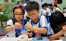 255 học sinh TP.HCM đến với thí nghiệm vui