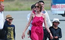 "Angelina Jolie rời Côn Đảo: ""Cám ơn mọi người"""