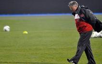HLV Hiddink chia tay tuyển Thổ Nhĩ Kỳ