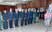 Lễ viếng nguyên Bí thư Thành ủy Võ Trần Chí