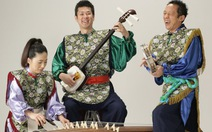 Nghe dân ca Nhật Bản tại Hà Nội