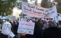 Liên đoàn Ả Rập trừng phạt Syria