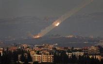 Libăng pháo kích Israel