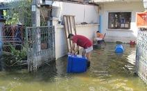 Bangkok những ngày nước rút