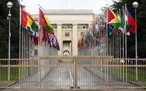 Liên Hiệp Quốc bị tin tặc tấn công