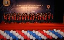 Chúc mừng 551 học viên ILA đạt chứng chỉ Anh ngữ quốc tế của Đại học Cambridge