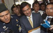 Cựu thủ tướng Thái Lan Abhisit bị thẩm vấn