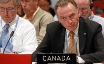 Canada rút khỏi Nghị định thư Kyoto