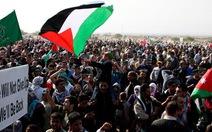 Thượng cờ Palestine tại UNESCO