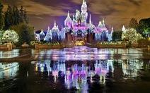 Giáng sinh thần tiên ở Disneyland