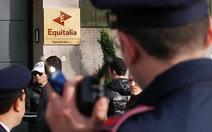 Cơ quan thuế Ý lại nhận bom thư