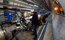 Nhật Bản chế tạo máy gia tốc lớn nhất thế giới