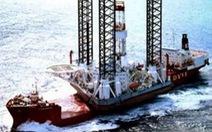 Nga: chìm giàn khoan, 4 người chết, 49 người mất tích