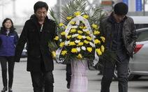 CHDCND Triều Tiên những ngày quốc tang