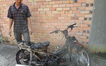 Lại cháy xe máy