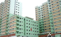 Giá xây dựng chung cư: cao nhất 7,2 triệu đồng/m2