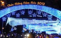 TP.HCM lung linh chào năm mới