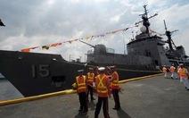 Philippines đưa tàu chiến lớn nhất ra biển Đông