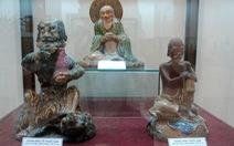 Cần Thơ: khai mạc triển lãm gốm Việt Nam