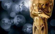 Poster ấn tượng của giải Oscar 2012