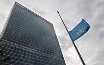 Liên Hiệp Quốc treo cờ rủ tưởng niệm ông Kim Jong Il