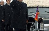 Hàng triệu người mặc niệm ông Kim Jong Il