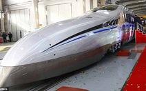 Trung Quốc chế tạo tàu siêu tốc 480km/g