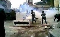 Đụng độ biểu tình ở Syria, 35 người chết