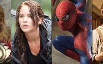 10 bộ phim được mong đợi nhất năm 2012