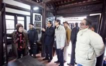 Khánh thành nhà lưu niệm Kim Lân