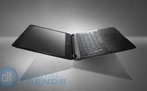 CES 2012: ra mắt máy tính xách tay mỏng nhất thế giới