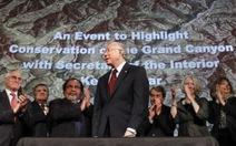 Mỹ cấm khai thác uranium ở Grand Canyon trong 20 năm