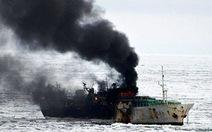 Ba thủy thủ người Việt trên tàu Hàn Quốc đã chết