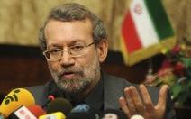 Iran khẳng định không từ bỏ chương trình hạt nhân
