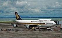 Hàng không và sân bay Singapore tốt nhất thế giới