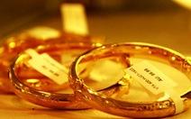 Cuối tuần, vàng giảm 150.000 đồng/lượng