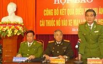 Bắt tạm giam nghi can vụ nổ xe máy tại Bắc Ninh