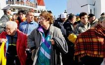 Tìm thấy thủy thủ tàu chìm Costa Concordia