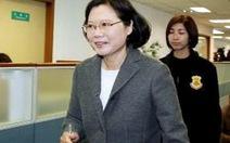 Không thắng cử, lãnh đạo đối lập Đài Loan từ chức