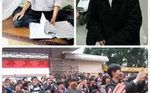 Người lãnh đạo dân biểu tình trở thành bí thư đảng ủy