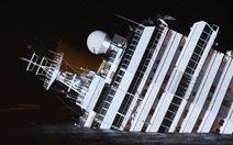 Tìm thấy hộp đen tàu chìm Costa Concordia