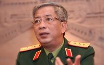 """Tướng Vịnh: Tôi tự hào với quân hàm """"binh bét"""""""