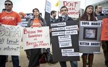 Hoãn vô thời hạn dự luật SOPA và PIPA