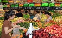 Thực phẩm siêu thị hút khách đầu năm
